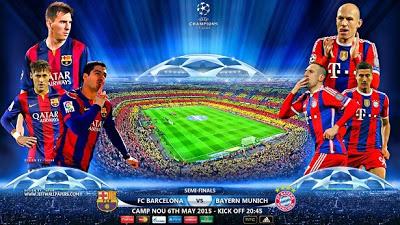 Alineación Barcelona-Bayern Munich: Semis Champions (ida)