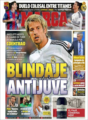 Portada Marca: Blindaje anti Juventus