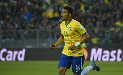 Brasil 2-Venezuela 1. Copa América 2015 Grupo C