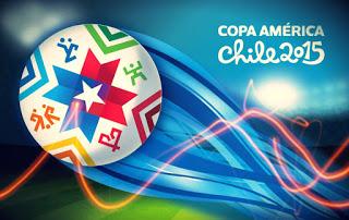 Tabla de posiciones Copa América Chile 2015