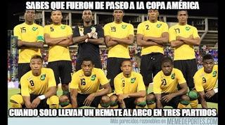 Argentina-Jamaica. Copa América