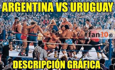 Argentina-Uruguay. Copa América