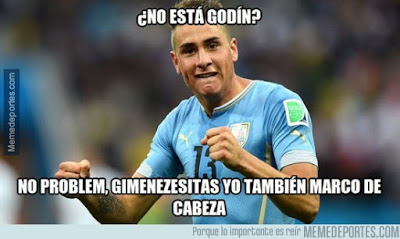 memes del Uruguay-Paraguay copa america