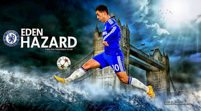 Eden Hazard: el príncipe de Londres  NEONINO CONTEST
