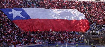 Las imágenes de Chile Campeón de América 2015 estadio nacional santiago