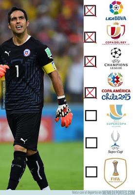 chile campeon copa america 2015 argentina bravo