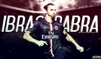 Zlatan Ibrahimovic Ibracadabra