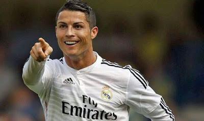 Cristiano Ronaldo Pichichi 2015-2016