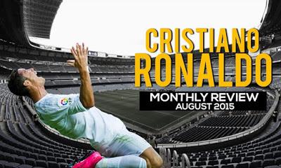 Lo mejor de CR7, mothly review. Best skills and goals cristiano ronaldo agosto