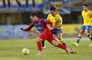 Las Palmas 0-Levante 0. Jornada 2 Liga Español