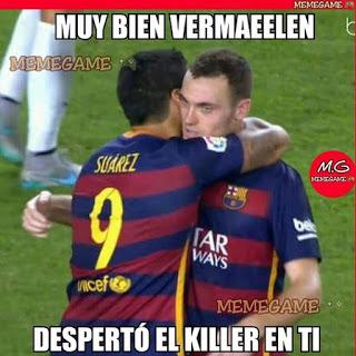 Los mejores memes del Barcelona-Málaga: Jornada 2