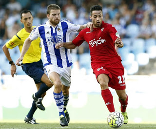 Real Sociedad 0-Sporting 0. Jornada 2 Liga Española