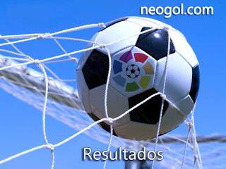 Resultados de la Jornada 3: Liga BBVA 2015-2016