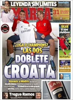 Portada Marca: Doblete croata