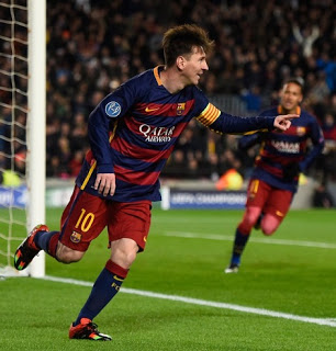 Barcelona 6-Roma 1 Champions