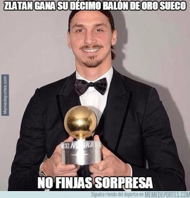 Los mejores memes de los 3 finalistas al Balón de Oro 2015