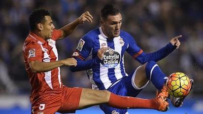 Deportivo la Coruña 1-Sevilla 1. Jornada 14 Liga Española