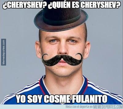 Los mejores memes de la Copa del Rey: dieciseisavos cadiz real madrid alineación indebida cheryshev