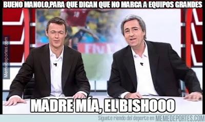 Los mejores memes del Real Madrid-Getafe: Jornada 13 el bisho ronaldo