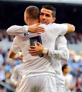 Real Madrid 4-Getafe 1. Jornada 14 Liga Española