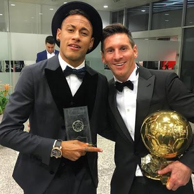 Gala del Balón de Oro 2015