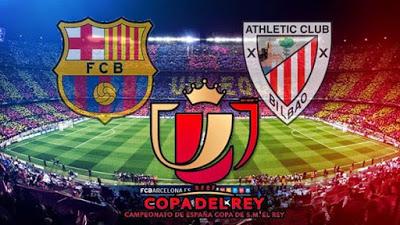 Alineación Barcelona-Athletic Bilbao. Cuartos Copa del Rey (vuelta)