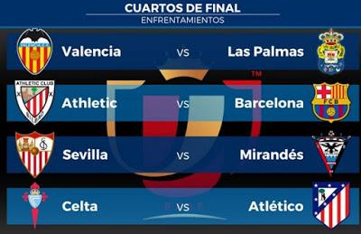 Cuartos Copa del Rey 2015-2016. Partidos de ida - Portadas ...