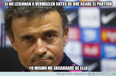 Los mejores memes del Barcelona-Athletic: Copa del Rey luis enrique