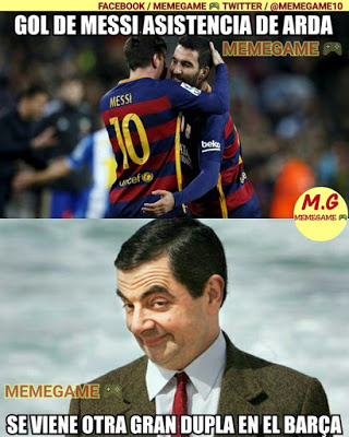 Los mejores memes del Barcelona-Granada. Jornada 19