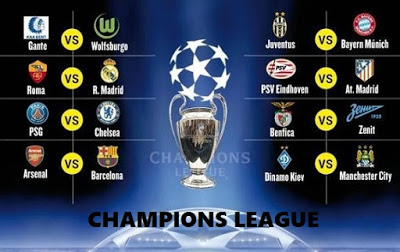 Calendario Uefa Champions League.Octavos Champions League 2015 2016 Calendario Portadas