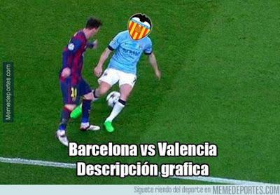 Los mejores memes del Barcelona-Valencia: Copa del Rey