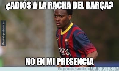 Los mejores memes del Valencia-Barcelona: Copa del Rey