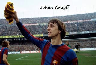 Adiós Johan Cruyff