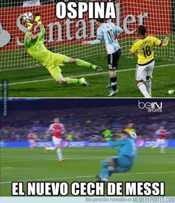 Los memes del Barcelona-Arsenal más divertidos: Octavos Champions