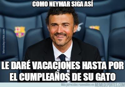 Los memes del Barcelona-Getafe más divertidos. Liga BBVA