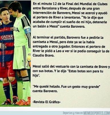 Los memes del Barcelona-Getafe más divertidos. Liga BBVA barovero