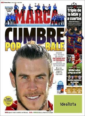 Portada Marca: Cumbre por Bale