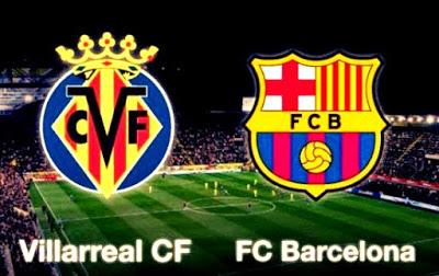 Alineación y previa Villarreal-Barcelona. Jornada 30