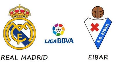 Previa y alineación Real Madrid-Eibar. Jornada 32