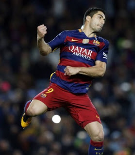 Barcelona 6-Sporting 0. Jornada 35 Liga  Española Luis Suárez
