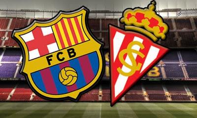 Previa del Barcelona-Sporting de Gijón. Jornada 35 LaLiga