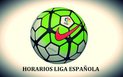 Horarios partidos sábado 16 de abril: Jornada 33 Liga BBVA