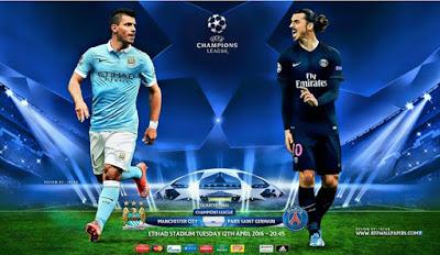 Manchester City-PSG: La Promo en HD