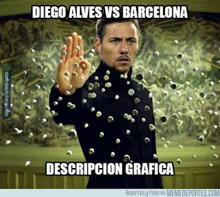 Los memes del Barcelona-Valencia más divertidos. Liga BBVA