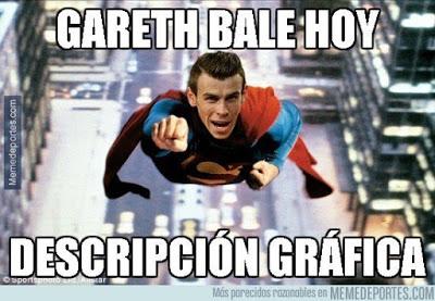 Los memes del Rayo Vallecano-Real Madrid más divertidos. Liga BBVA gareth bale
