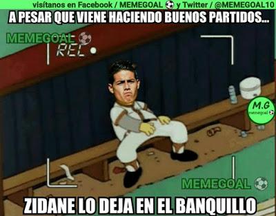 Los memes del Real Madrid-Villarreal más divertidos. Liga BBVA