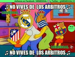 Los memes del Real Sociedad-Barcelona más divertidos. Liga BBVA