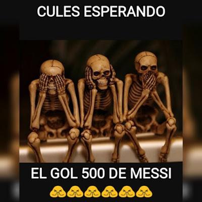 Los memes del Real Sociedad-Barcelona más divertidos. Liga BBVA gol 500 messi