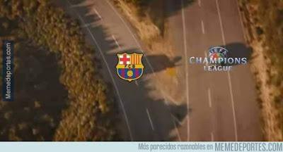 Los mejores memes del sorteo de semifinales Champions League