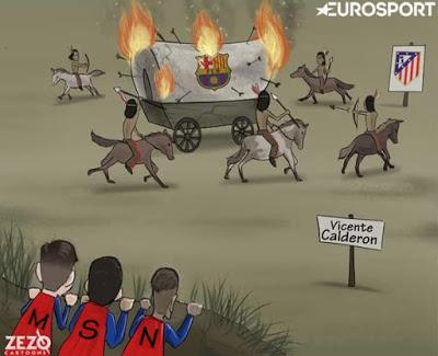 Los mejores memes del sorteo de semifinales Champions League  msn